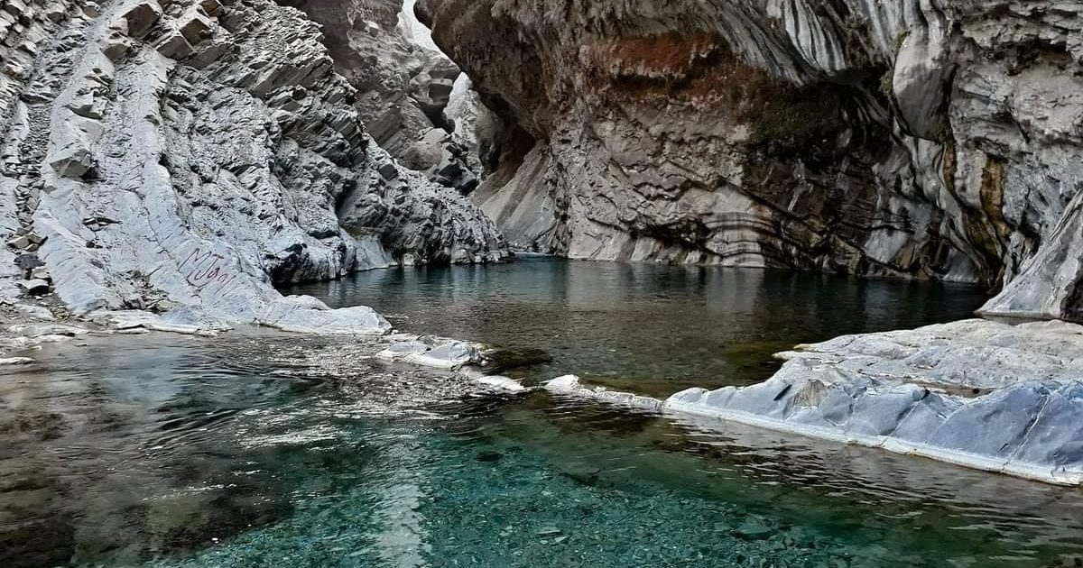 Moola Chotok Waterfalls Khuzdar