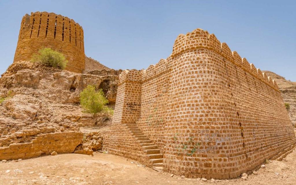 RaniKot Fort
