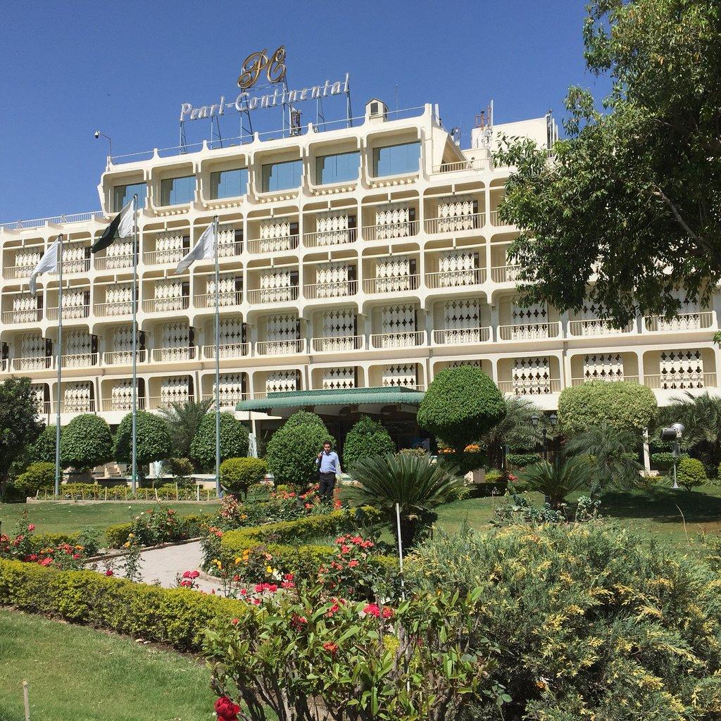Pearl-Continental Hotel Peshawar