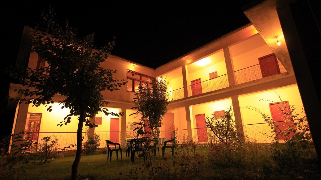 GULMIT CONTINENTAL HOTEL