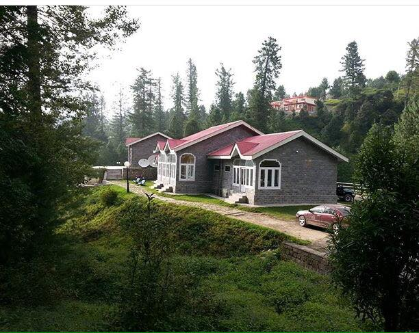 Northern Areas PWD Rest House
