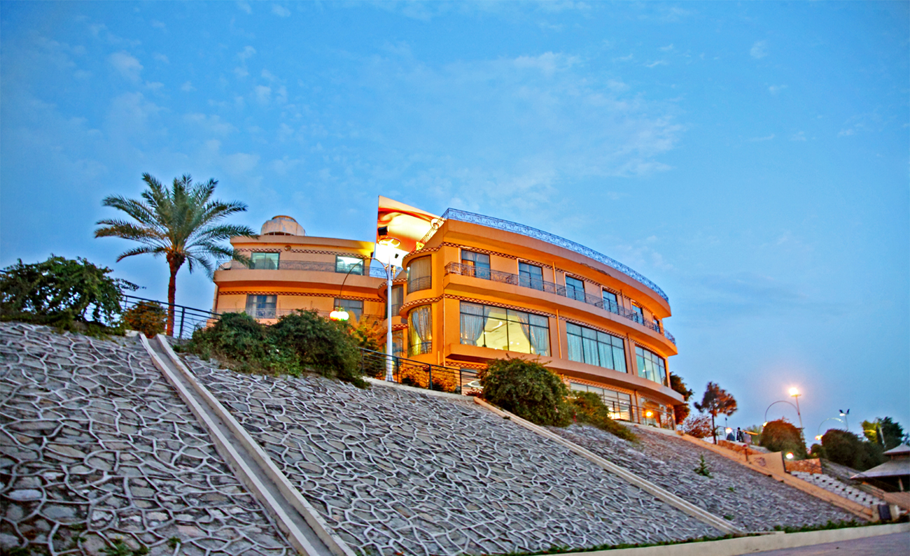 Tulip Riverside Hotel And Restaurant Jehlum