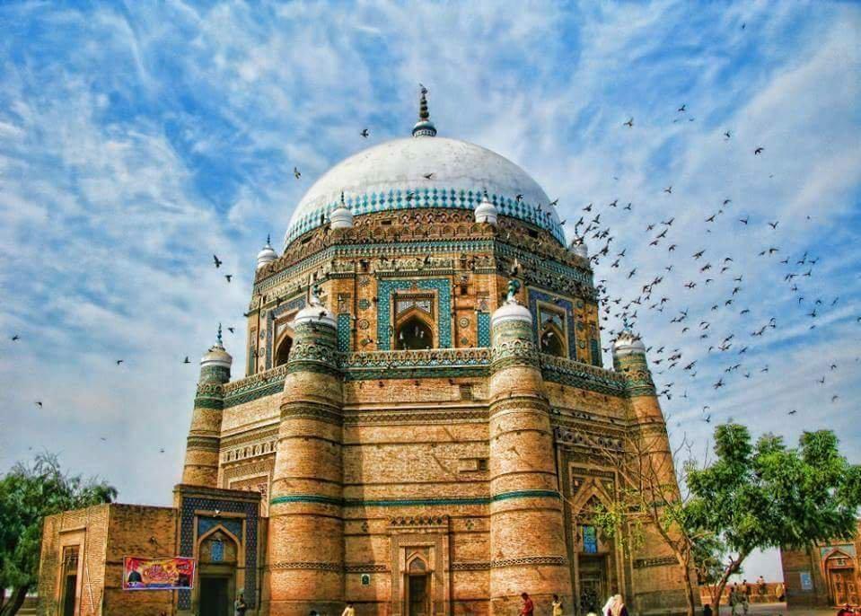 Tomb Shah Rukne Alam