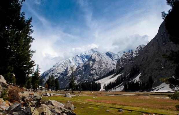 Kalam & Ushu Valley
