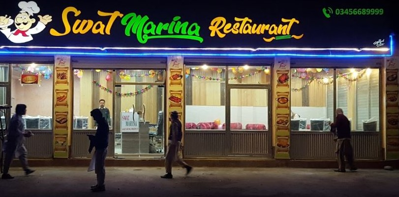 Swat Marina Restaurant