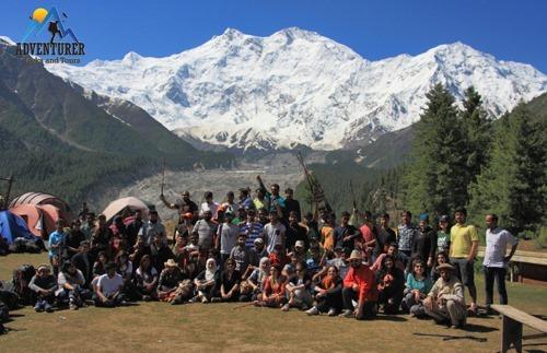 5 Days Tour To Naran, Fairy Meadows & Nanga Parbat (18 June - 23 June)