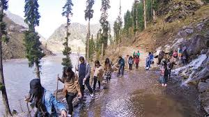 4 Days Trip To Neelum Valley Kutton keran   23 JuneUpper Neelum Sharda & Arang Kel