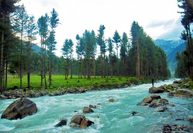 4 Days tour to Kumrat & katora Lake