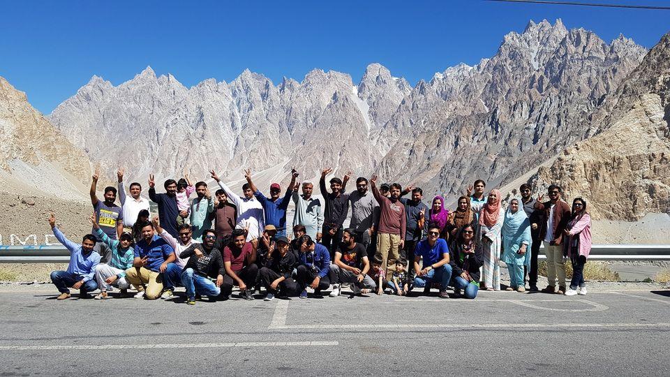 5 Days Tour To Naran, Hunza, Khunjerab Pass & Naltar Valley (25 June - 30 June)