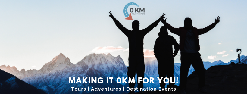 0 km Tour and Travel