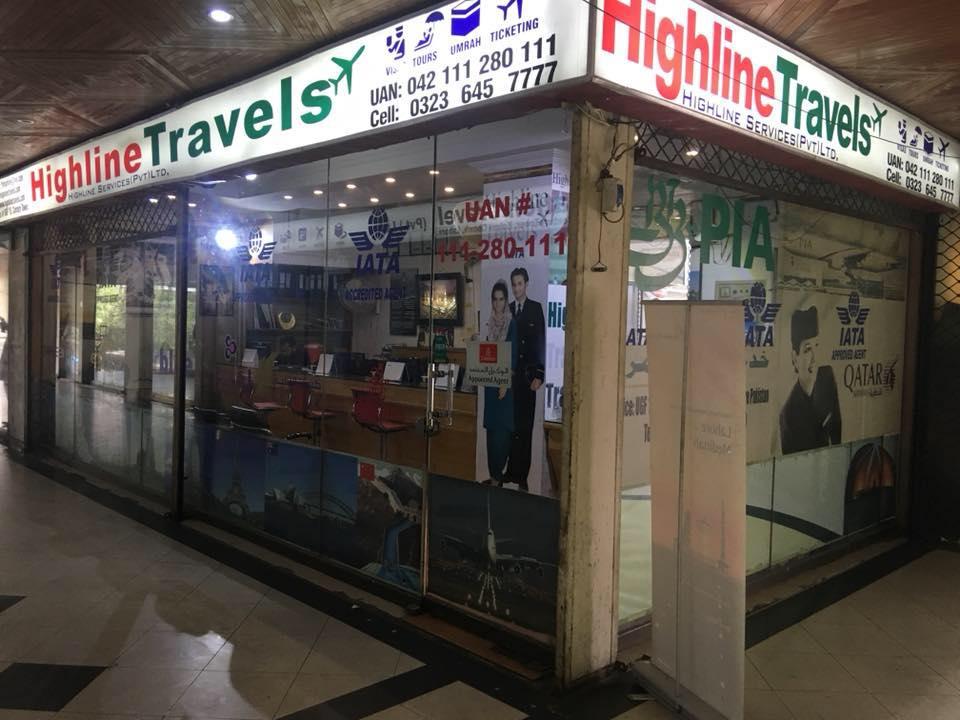 Highline Travels (PVT)LTD
