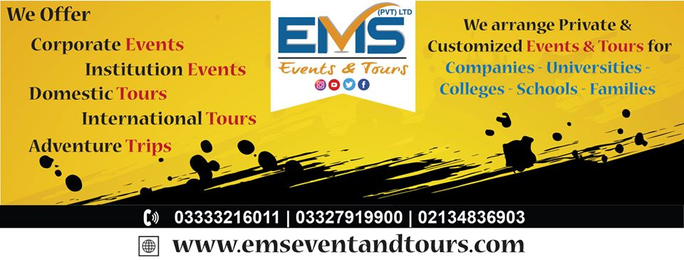 EMS Events and Tours (Pvt) Ltd